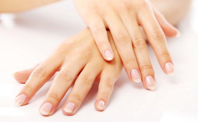 Maniküre Handpflege